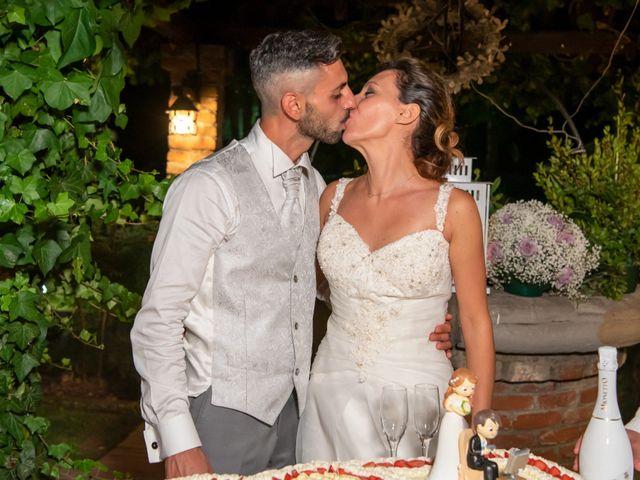 Il matrimonio di Davide e Antonina a Meda, Monza e Brianza 62