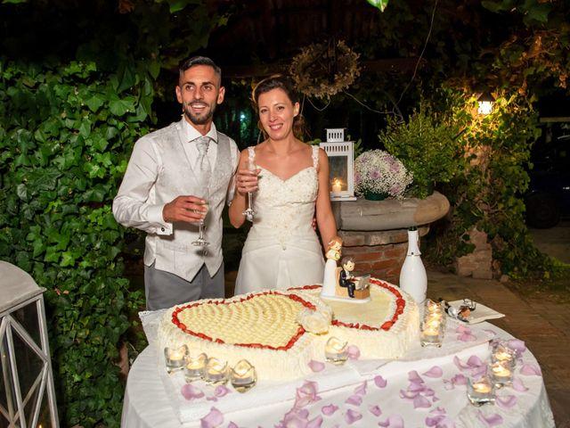 Il matrimonio di Davide e Antonina a Meda, Monza e Brianza 63