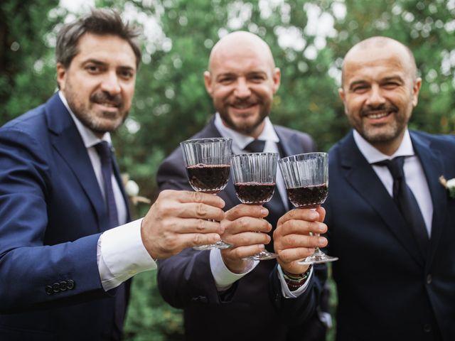 Il matrimonio di Valerio e Valentina a Fumone, Frosinone 12