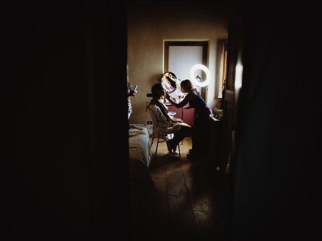 Il matrimonio di Valerio e Valentina a Fumone, Frosinone 15