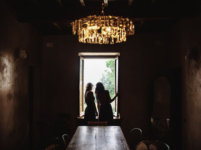 Il matrimonio di Valerio e Valentina a Fumone, Frosinone 22