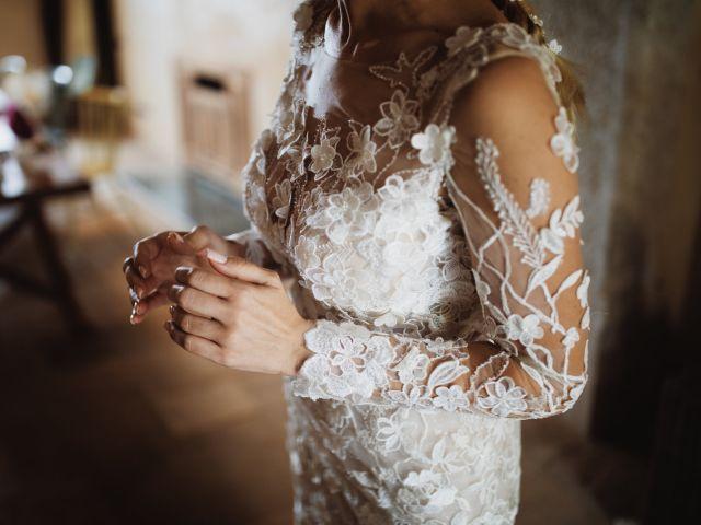 Il matrimonio di Valerio e Valentina a Fumone, Frosinone 23