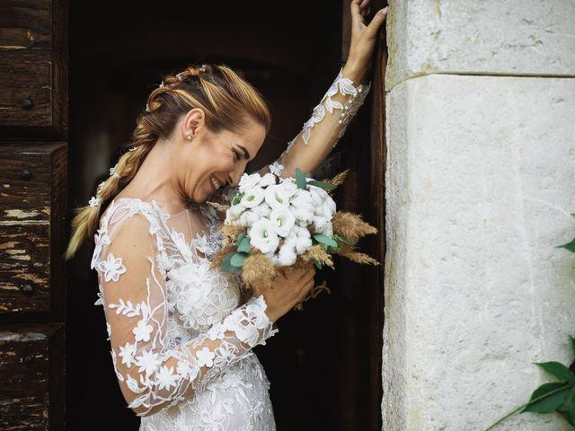 Il matrimonio di Valerio e Valentina a Fumone, Frosinone 26