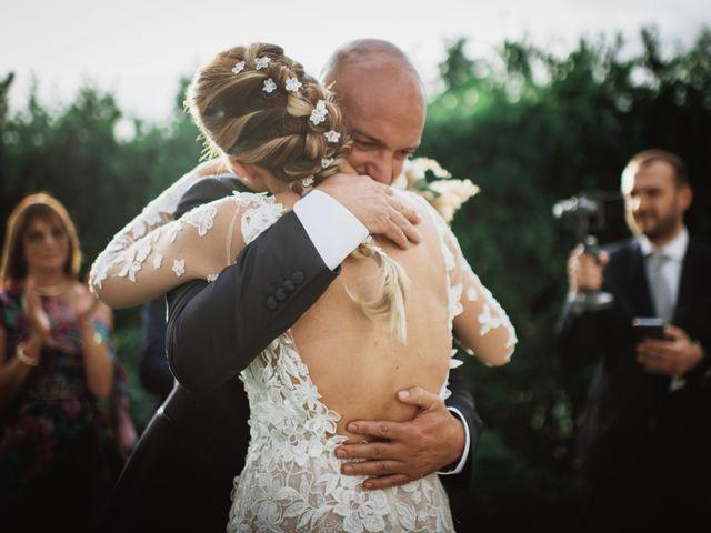 Il matrimonio di Valerio e Valentina a Fumone, Frosinone 28