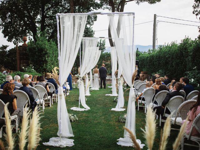 Il matrimonio di Valerio e Valentina a Fumone, Frosinone 29