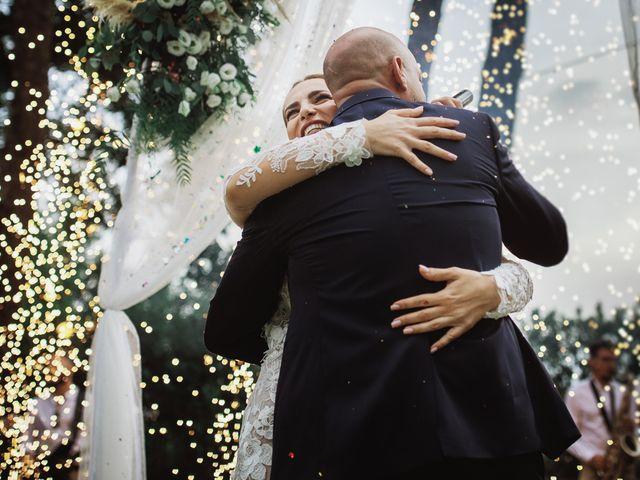 Il matrimonio di Valerio e Valentina a Fumone, Frosinone 31