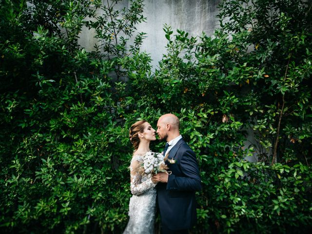 Il matrimonio di Valerio e Valentina a Fumone, Frosinone 37