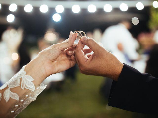 Il matrimonio di Valerio e Valentina a Fumone, Frosinone 48