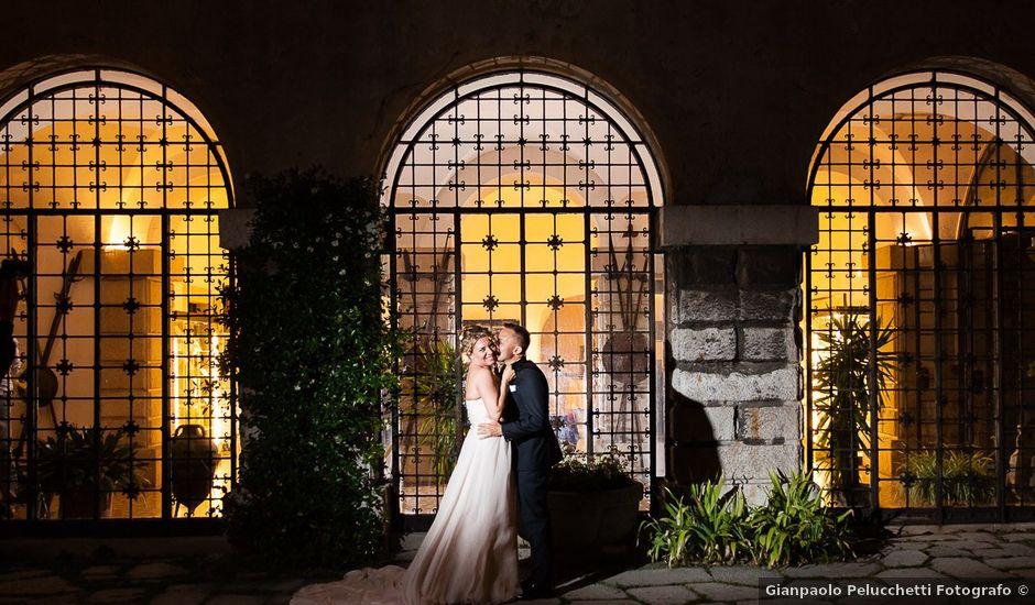 Il matrimonio di Andrea e Martina a Duino-Aurisina, Trieste