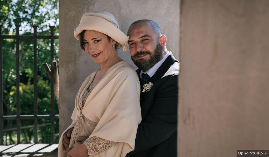 Il matrimonio di Andrea e Isabella a Prato, Prato