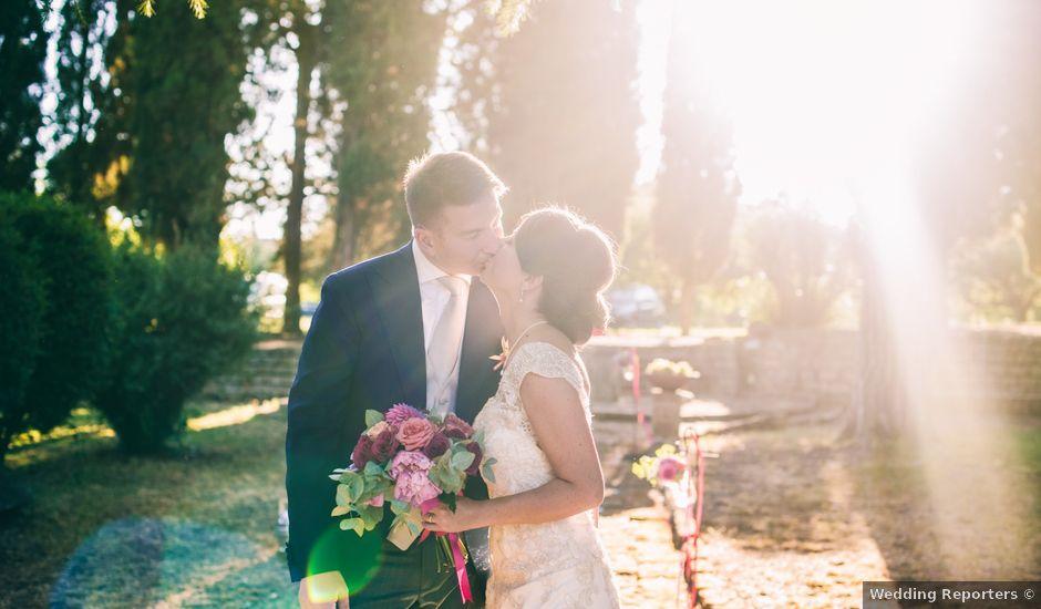 Il matrimonio di Alessandro e Giorgia a Rignano Flaminio, Roma