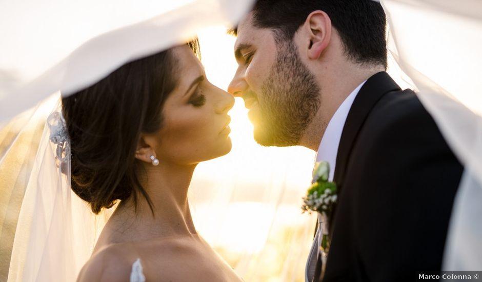Il matrimonio di Giovanni e Ausilia a Villa San Giovanni, Reggio Calabria