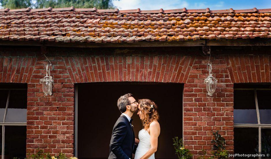 Il matrimonio di Fabrizio e Maria a Trofarello, Torino