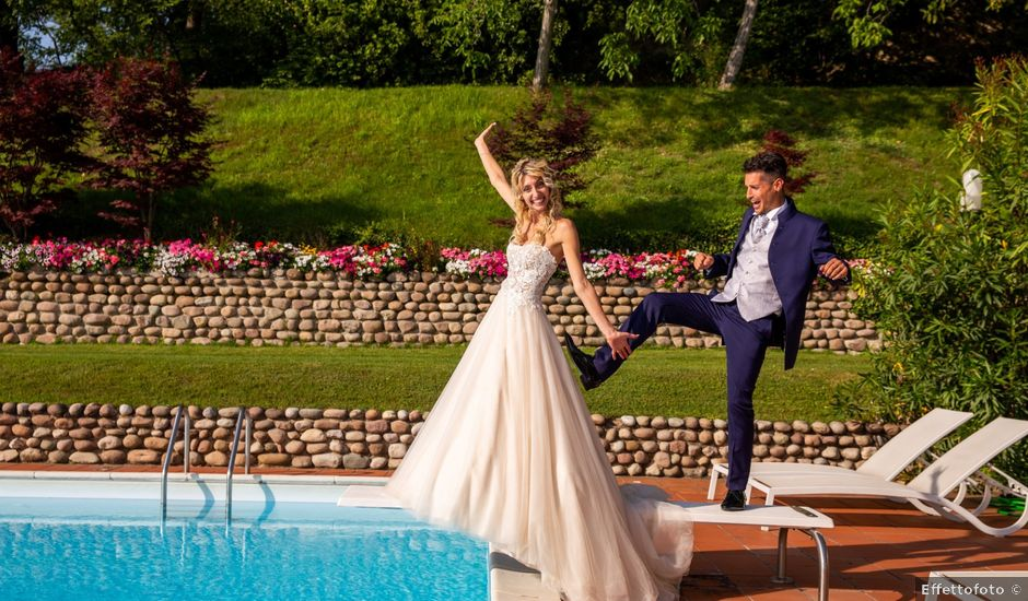 Il matrimonio di Michael e Jessica a Verona, Verona