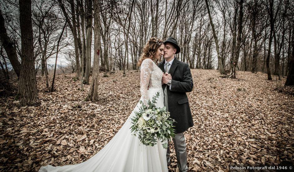 Il matrimonio di Federico e Eva a Loreggia, Padova