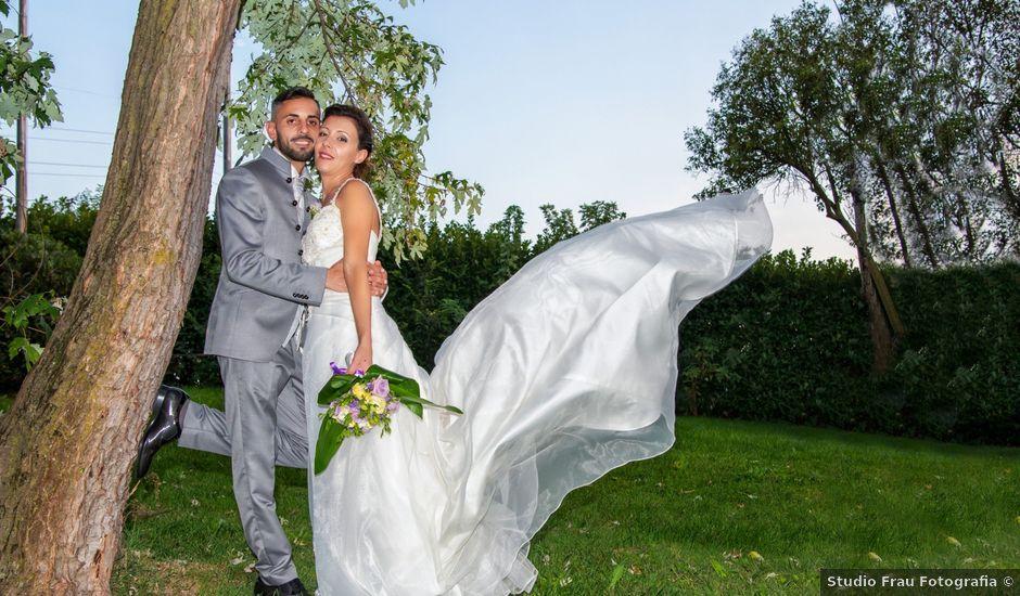 Il matrimonio di Davide e Antonina a Meda, Monza e Brianza