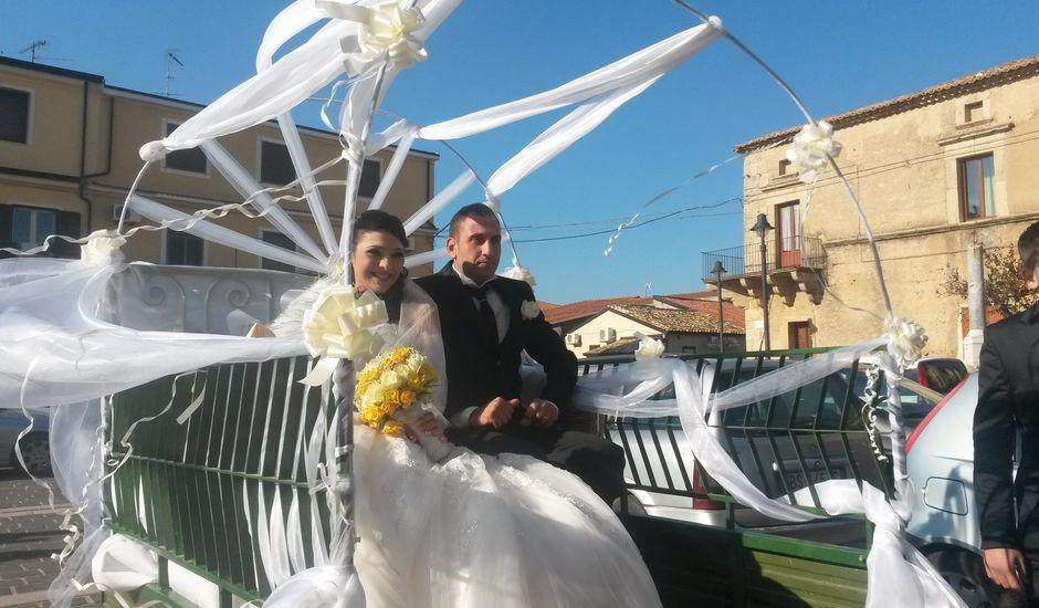 Il matrimonio di Katia e Salvatore a Isola di Capo Rizzuto, Crotone