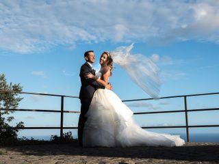 Le nozze di Katja e Andrea