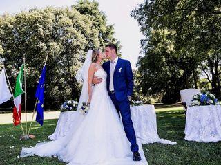 Le nozze di Gabriella e Alessandro