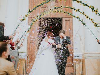 Le nozze di Giulia e Daniel 1