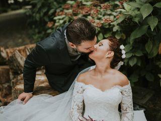 Le nozze di Giulia e Daniel