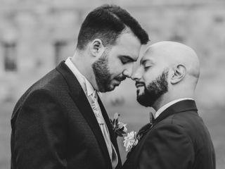 Le nozze di Luca e Francesco