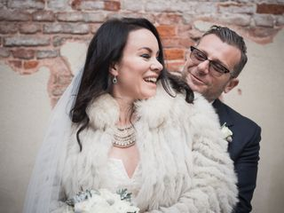 Le nozze di Leslie e Jacopo