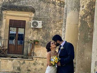 Le nozze di Claudia e Lino 1