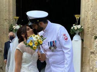 Le nozze di Claudia e Lino 2