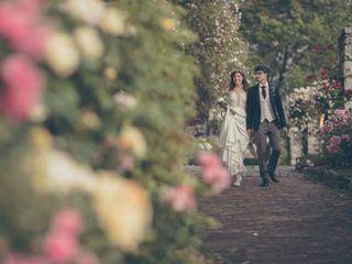 Le nozze di Danielle e Enrico