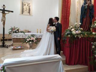 Le nozze di Giusi e Alessio