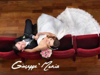 Le nozze di Giuseppe e Monia