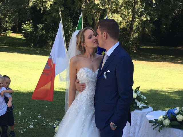 Il matrimonio di Alessandro e Gabriella a Trezzo sull'Adda, Milano 3