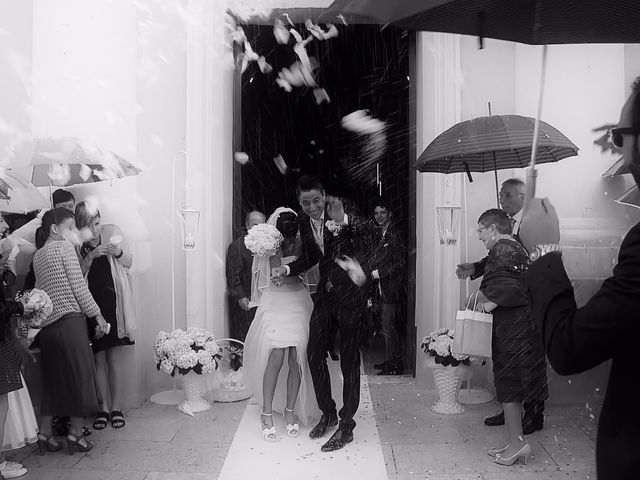 Il matrimonio di Massimo e Federica a Cavriana, Mantova 11
