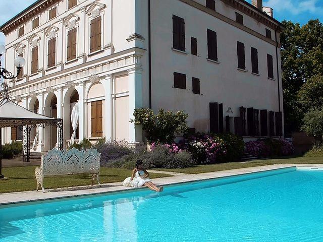 Il matrimonio di Massimo e Federica a Cavriana, Mantova 16
