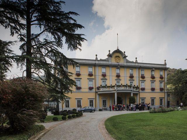 Il matrimonio di Alessio e Arianna a Carvico, Bergamo 10