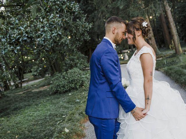 Il matrimonio di Alessio e Arianna a Carvico, Bergamo 20