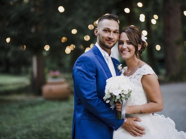 Il matrimonio di Alessio e Arianna a Carvico, Bergamo 24