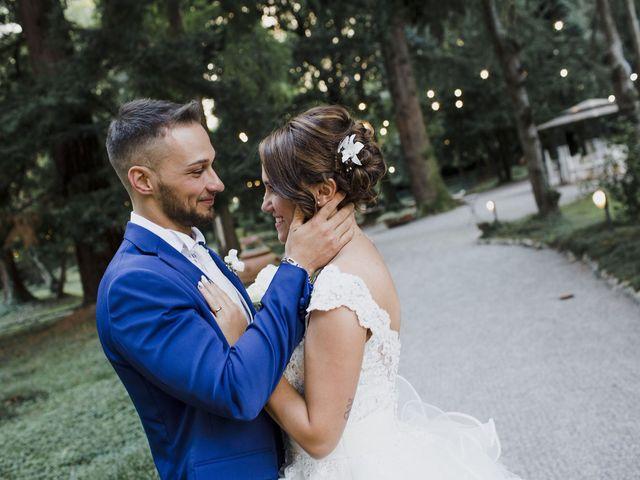 Il matrimonio di Alessio e Arianna a Carvico, Bergamo 27