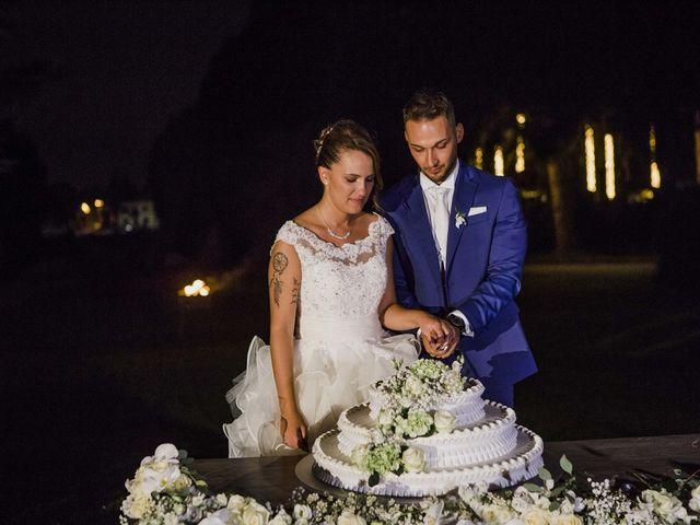 Il matrimonio di Alessio e Arianna a Carvico, Bergamo 34