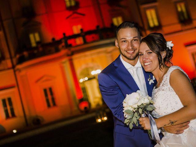 Il matrimonio di Alessio e Arianna a Carvico, Bergamo 37