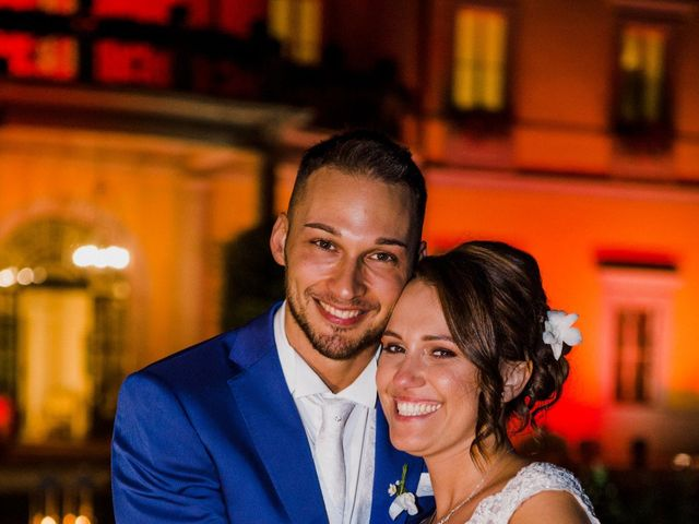 Il matrimonio di Alessio e Arianna a Carvico, Bergamo 38