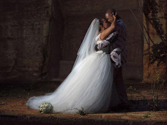 le nozze di Ilaria e Carlos