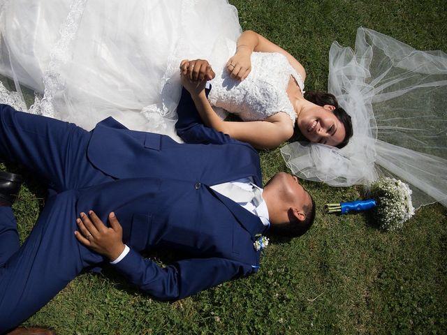 le nozze di Monica e Gian Marco