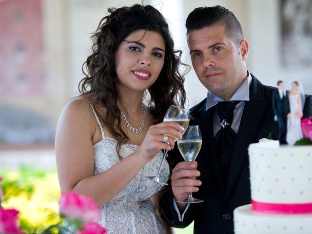 Il matrimonio di Paola e Vincenzo a Bova Marina, Reggio Calabria 2