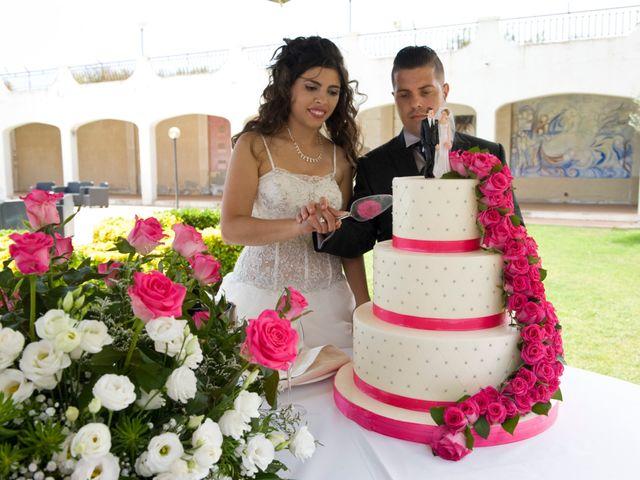 Il matrimonio di Paola e Vincenzo a Bova Marina, Reggio Calabria 18
