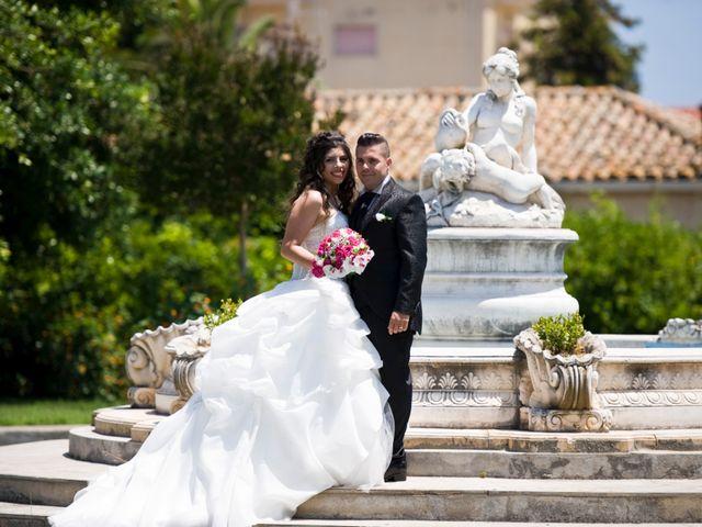 Le nozze di Vincenzo e Paola