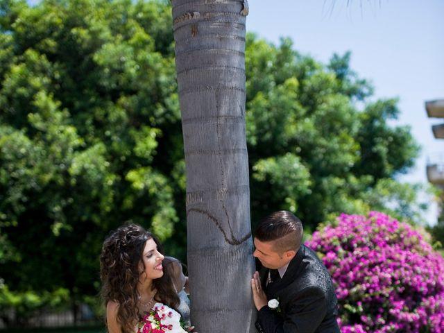 Il matrimonio di Paola e Vincenzo a Bova Marina, Reggio Calabria 22