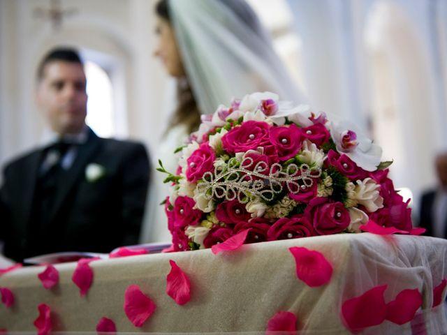 Il matrimonio di Paola e Vincenzo a Bova Marina, Reggio Calabria 27