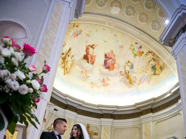 Il matrimonio di Paola e Vincenzo a Bova Marina, Reggio Calabria 28
